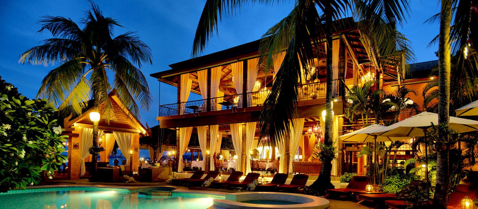 Hotel Zazen Boutique Resort Thailand