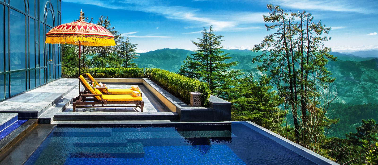 Hotel Wildflower Hall, An Oberoi Resort Himalayas