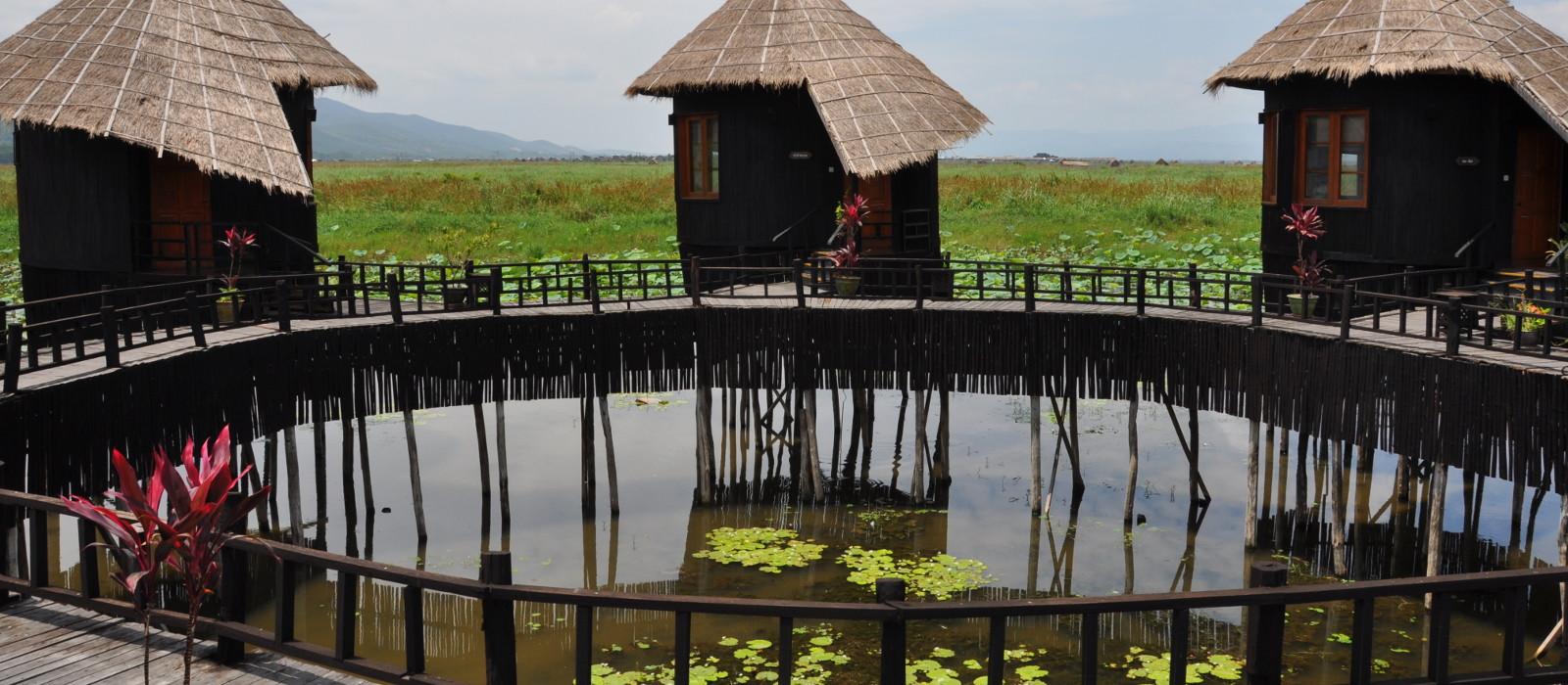 Hotel Myanmar Treasure Resort (Inle Lake) Myanmar