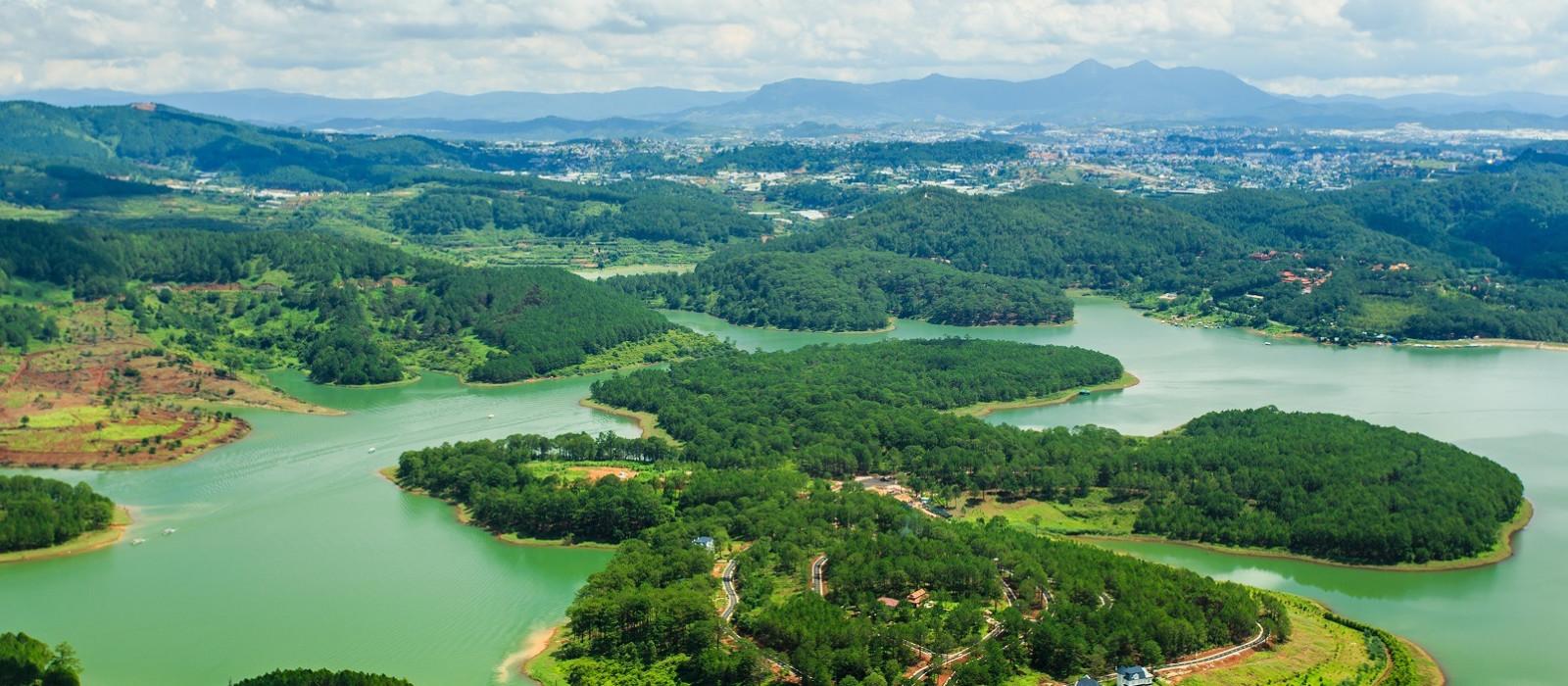Reiseziel Dalat Vietnam