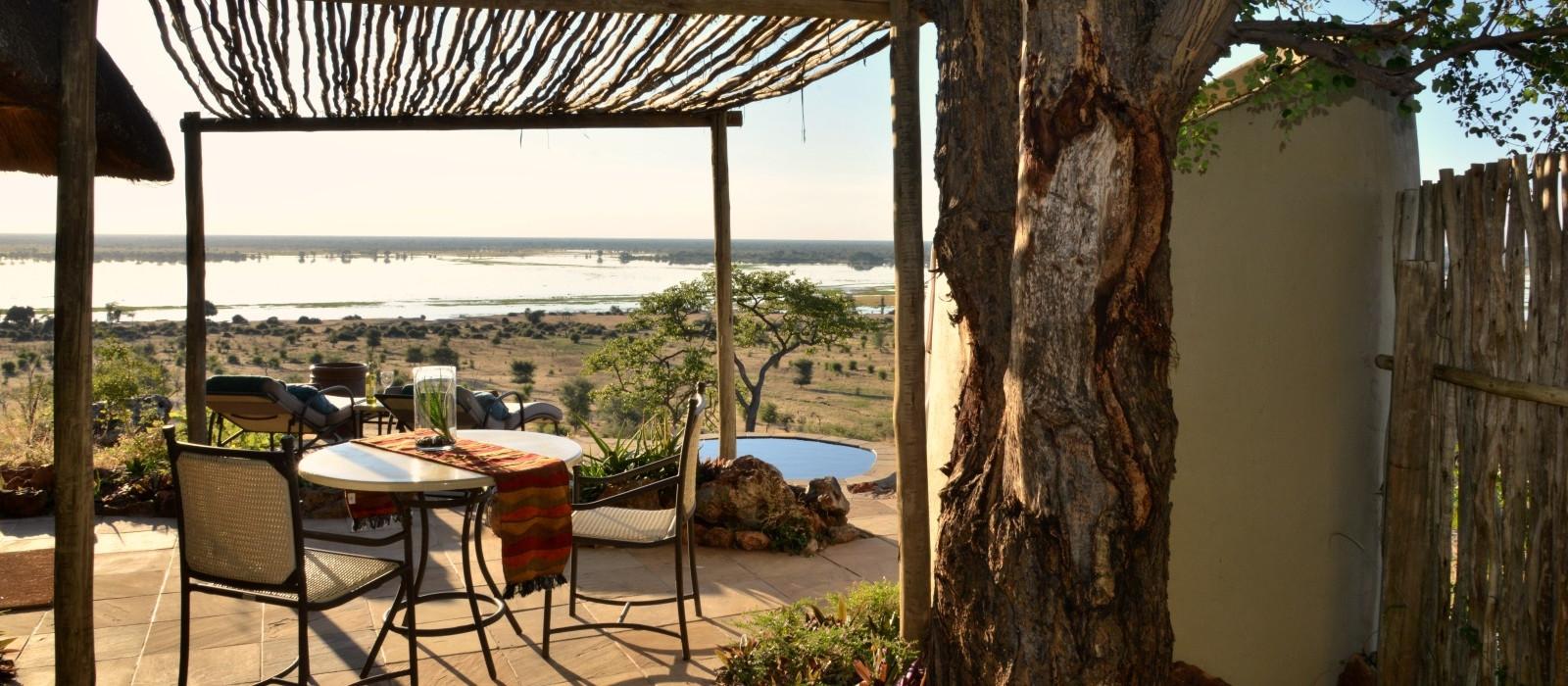 Hotel Ngoma Safari Lodge Botswana