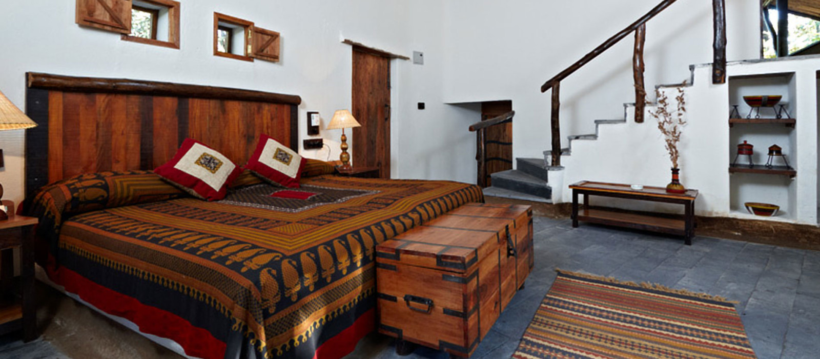 Hotel Reni Pani Central & West India