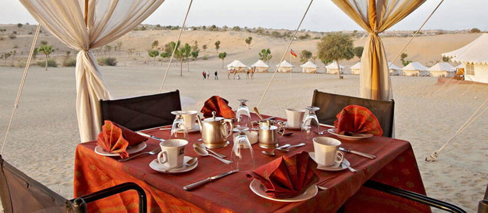 Hotel Manvar Desert Resort North India