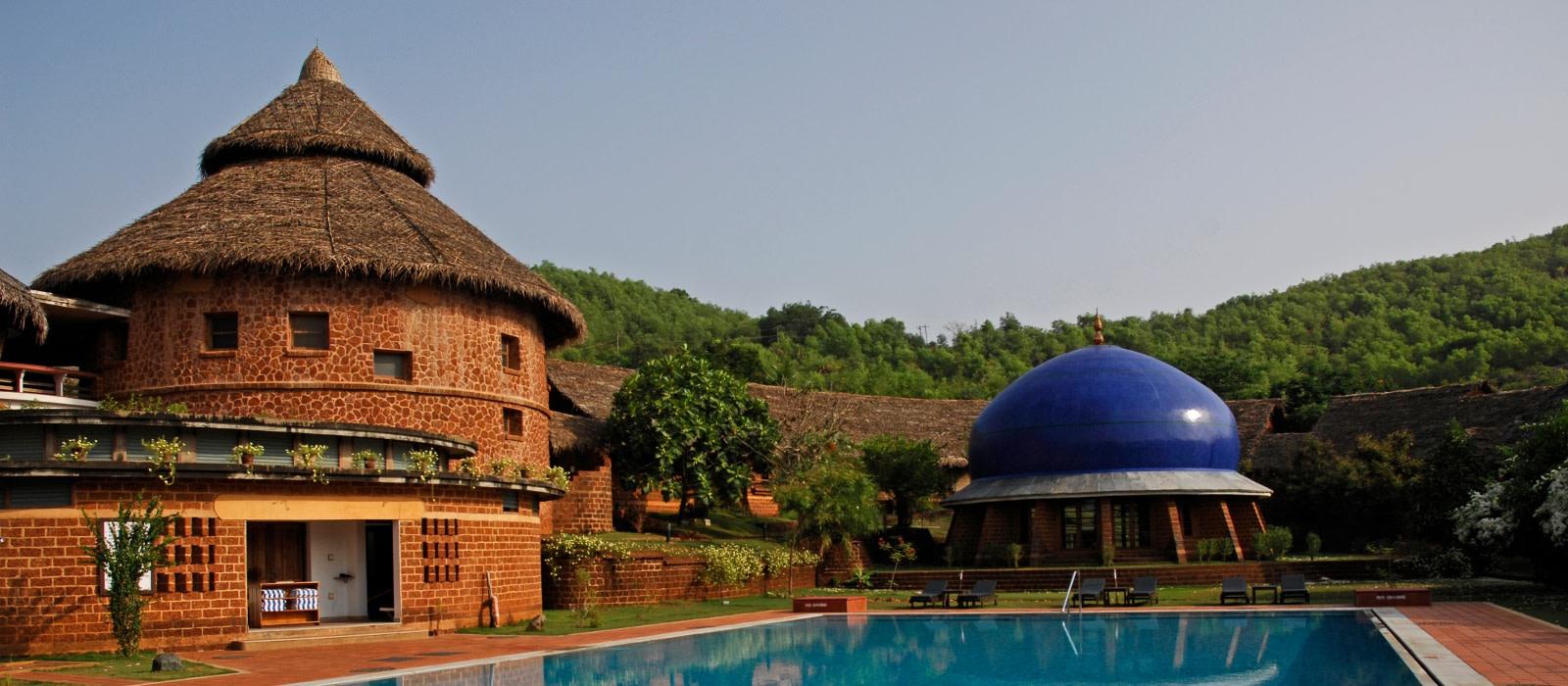 Hotel SwaSwara Südindien