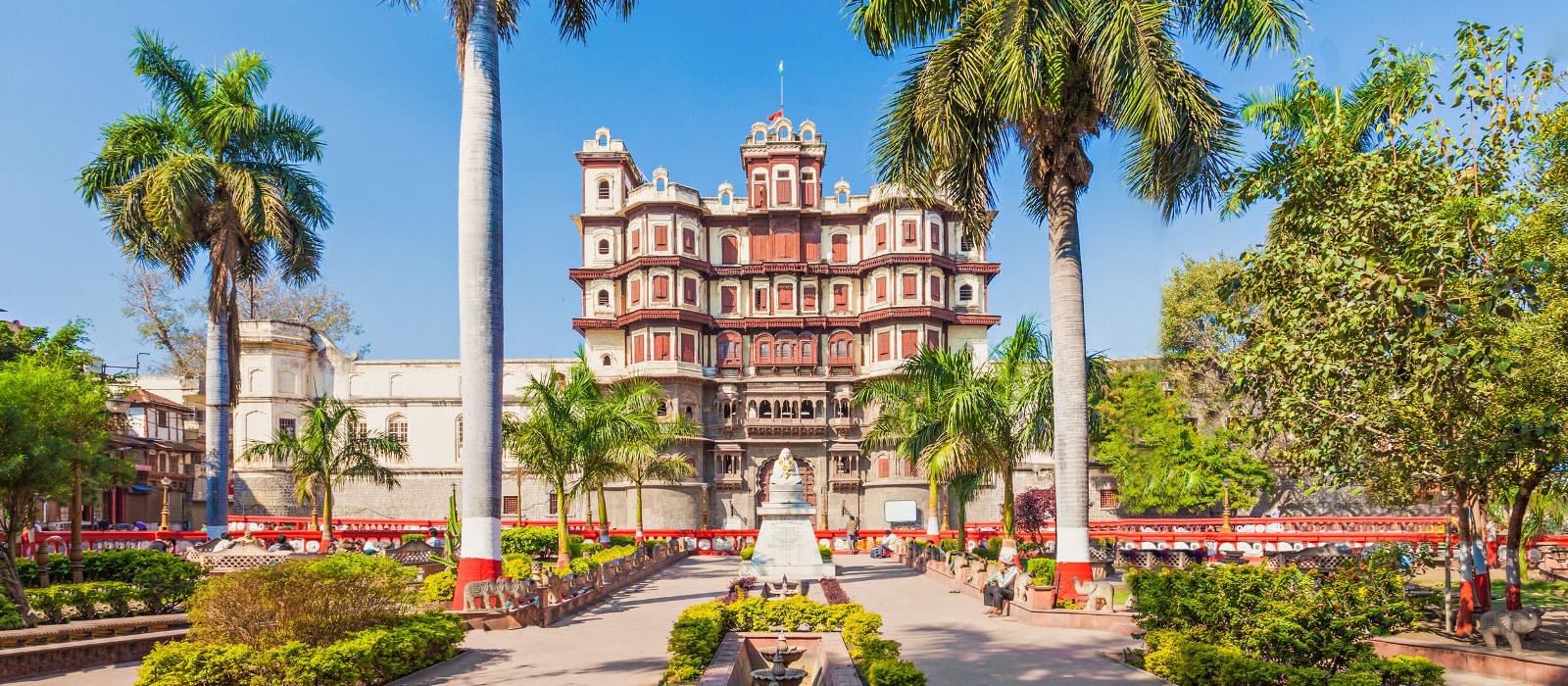 Reiseziel Indore Zentral- & Westindien