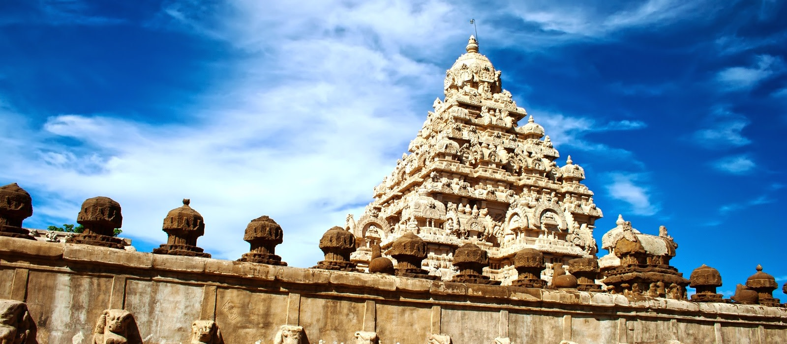 Reiseziel Kanchipuram Südindien