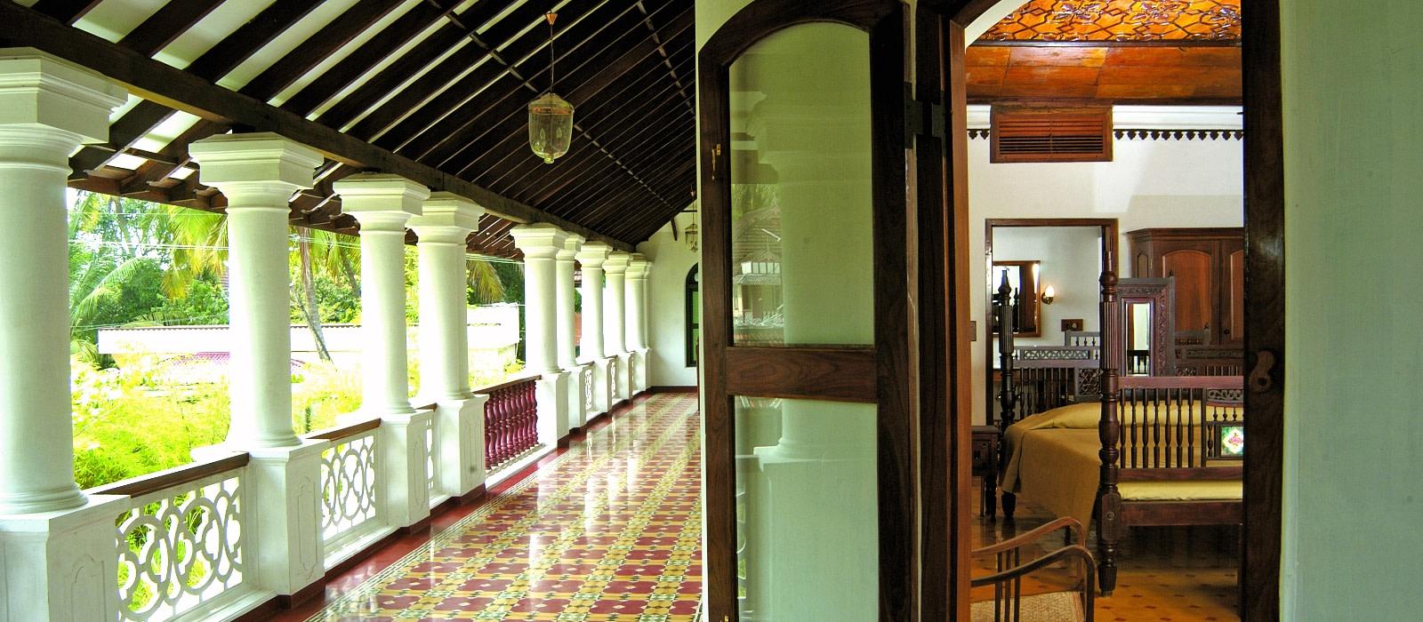 Hotel Kalari Kovilakom South India
