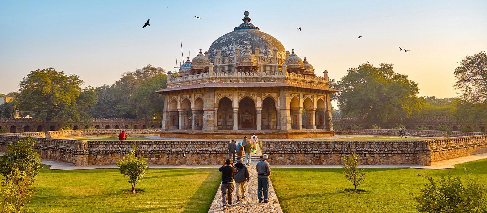 India's Jewels and Secrets Tour Trip 1