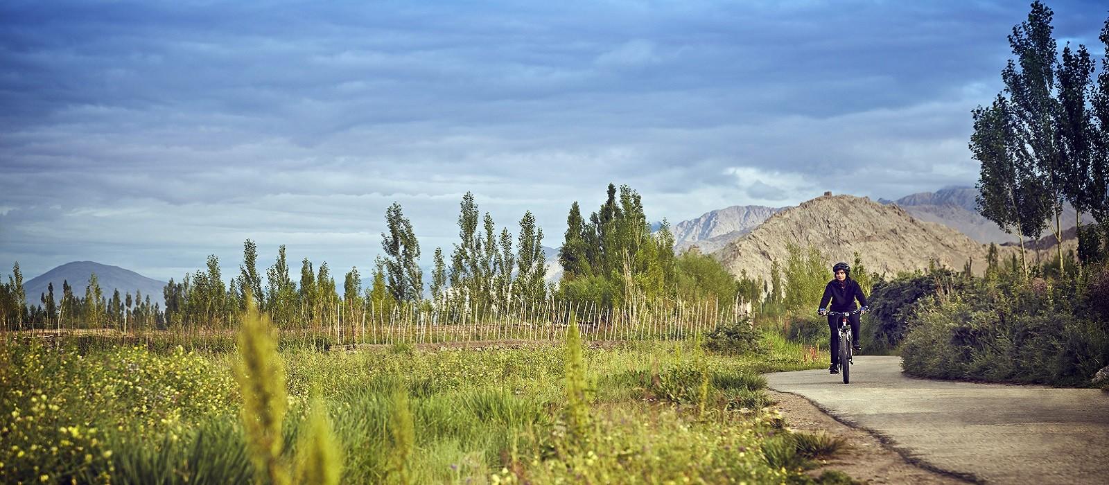 Reiseziel Nubra-Tal Himalaja