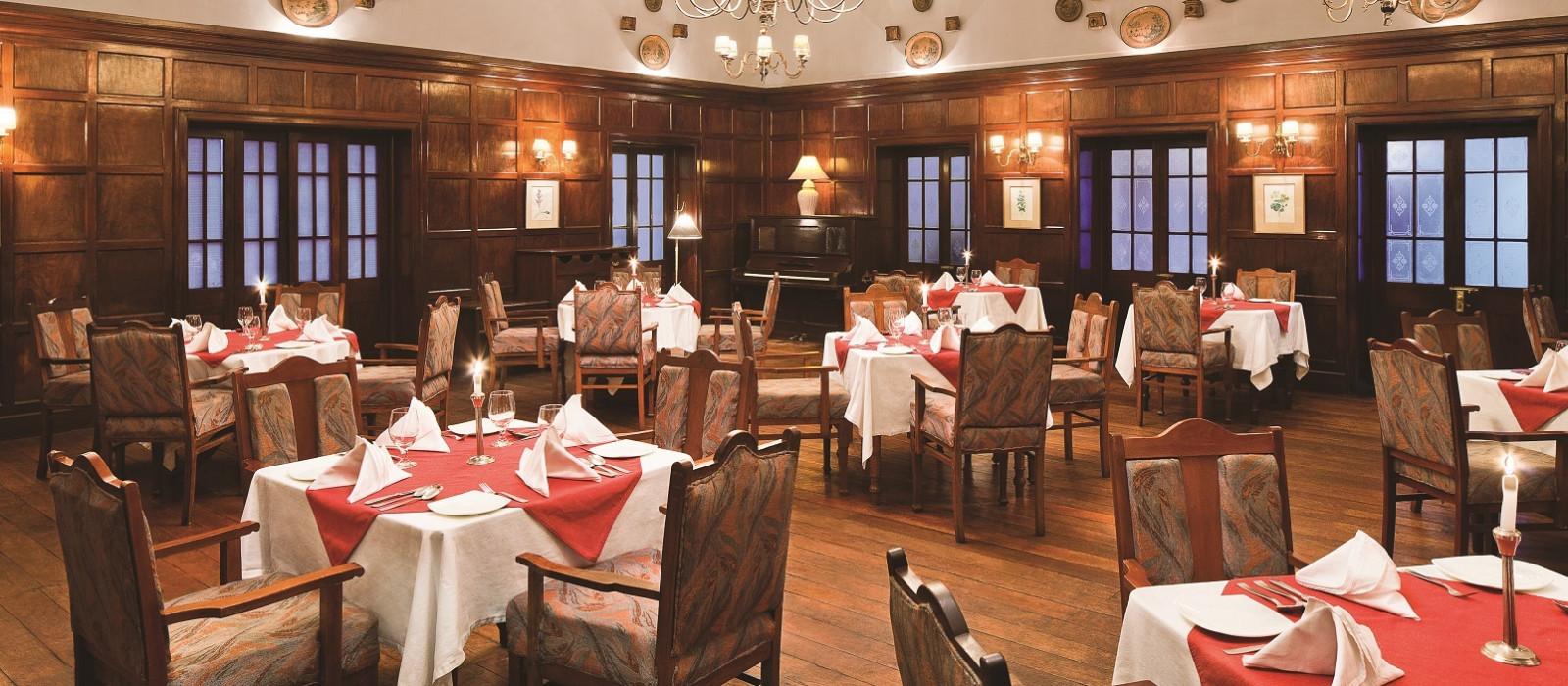 Hotel Savoy  Ooty Südindien