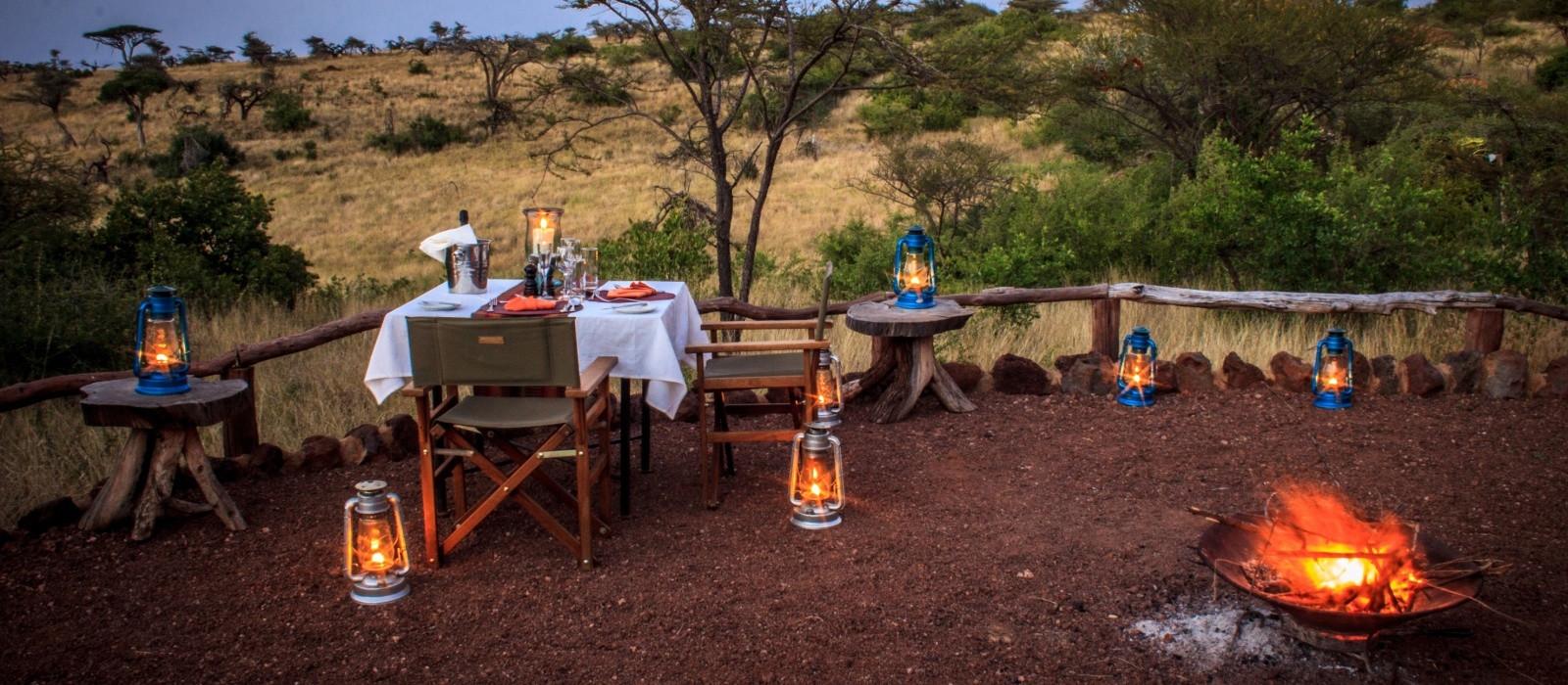 Hoch über Kenia Urlaub 1
