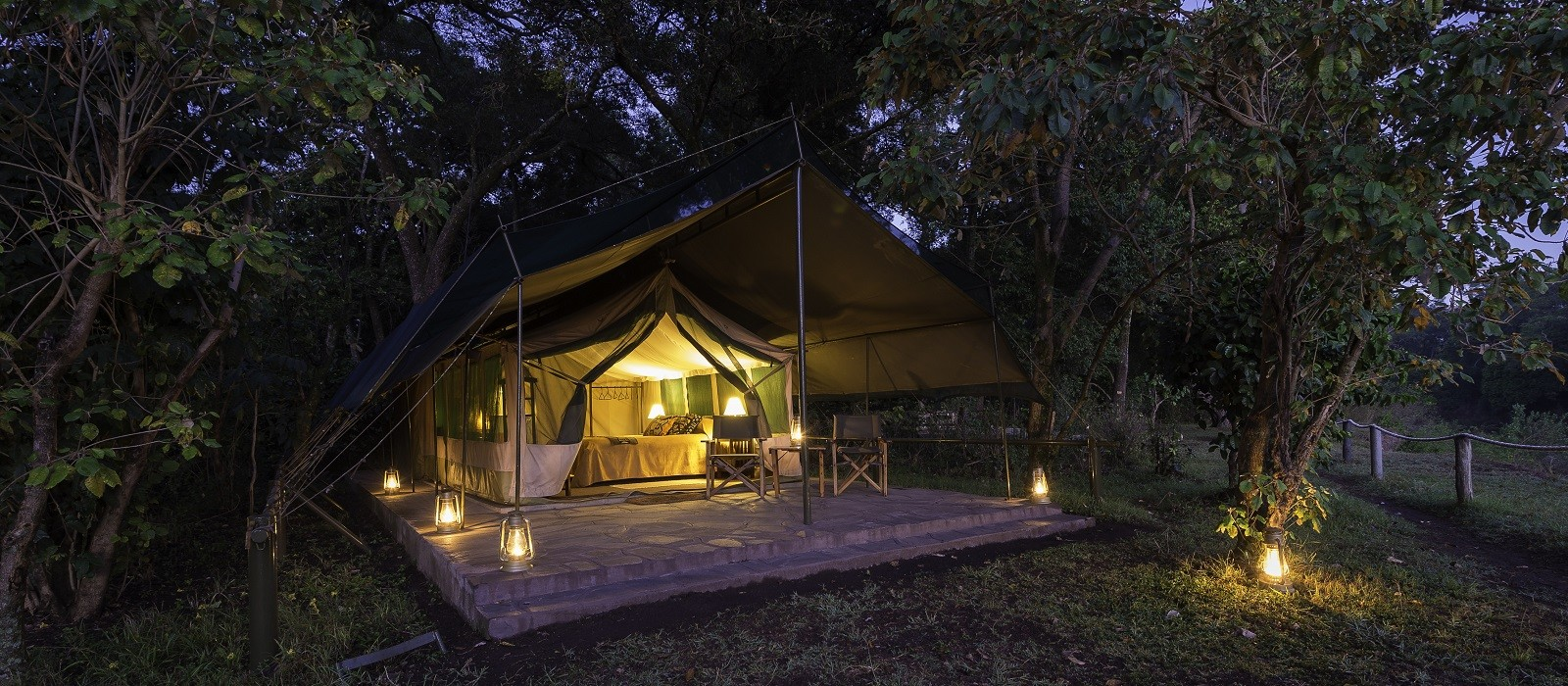 Hotel Governor's Camp Kenya