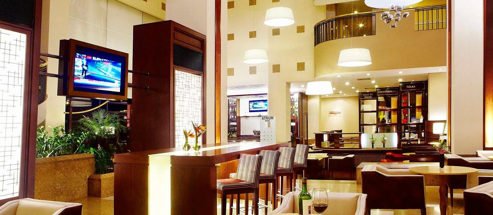 Hotel Marriott Airport Brazil