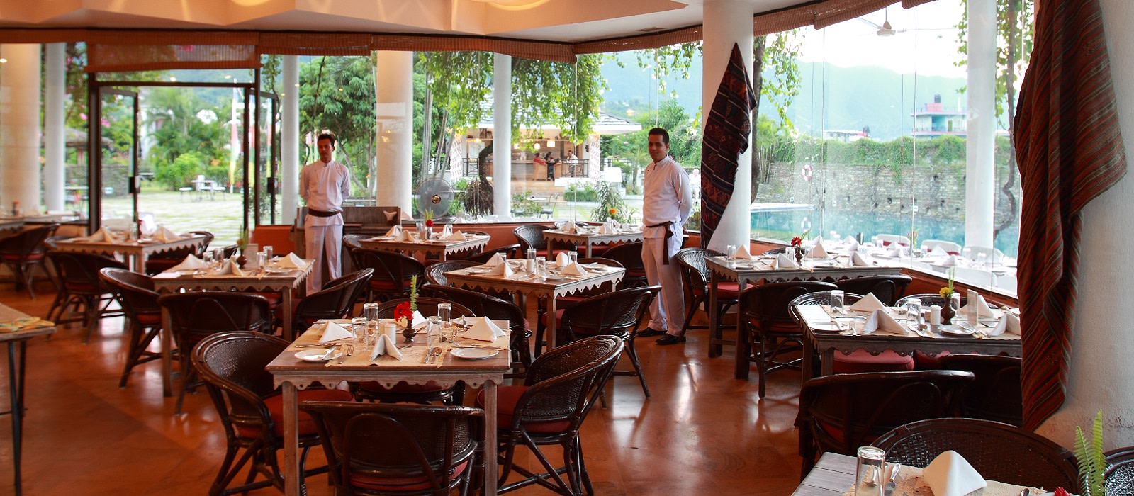 Hotel Shangri la Village Nepal