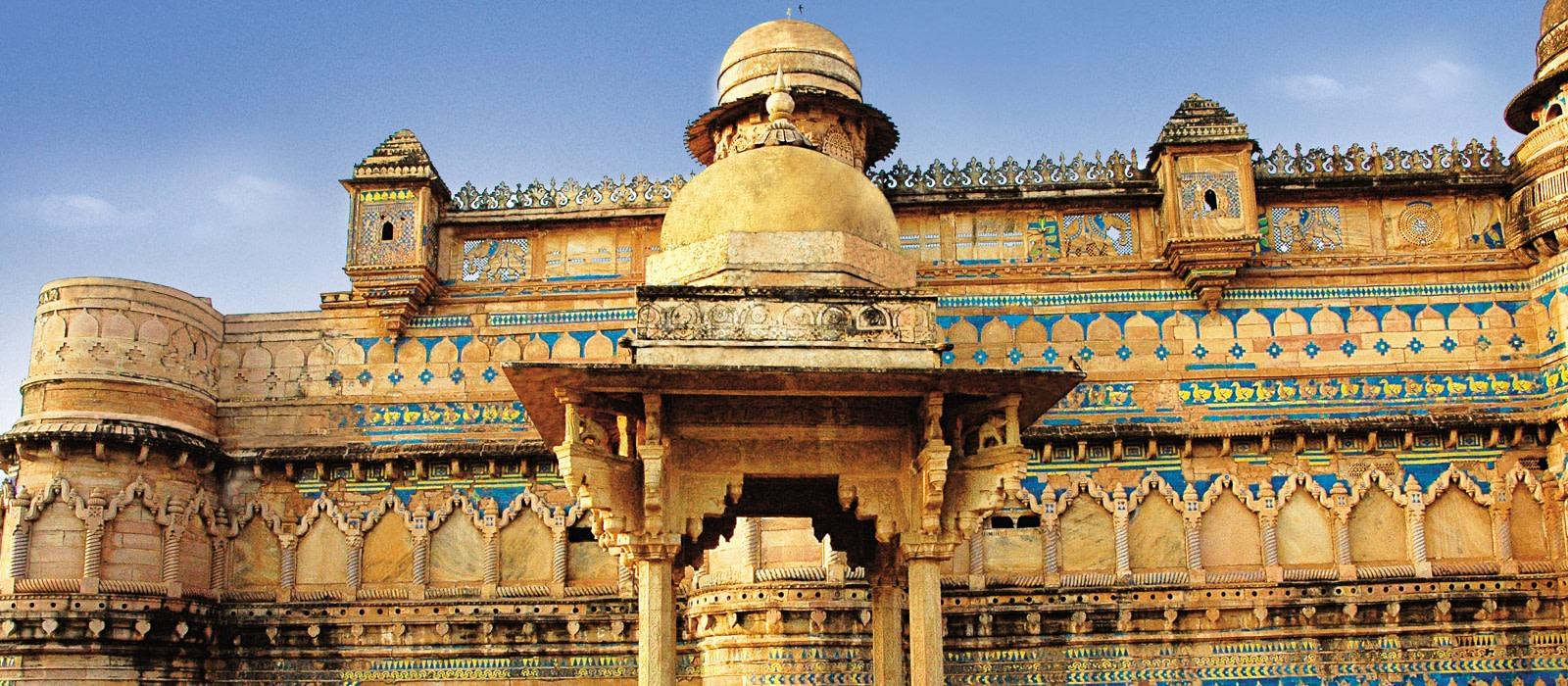 Reiseziel Gwalior Nordindien