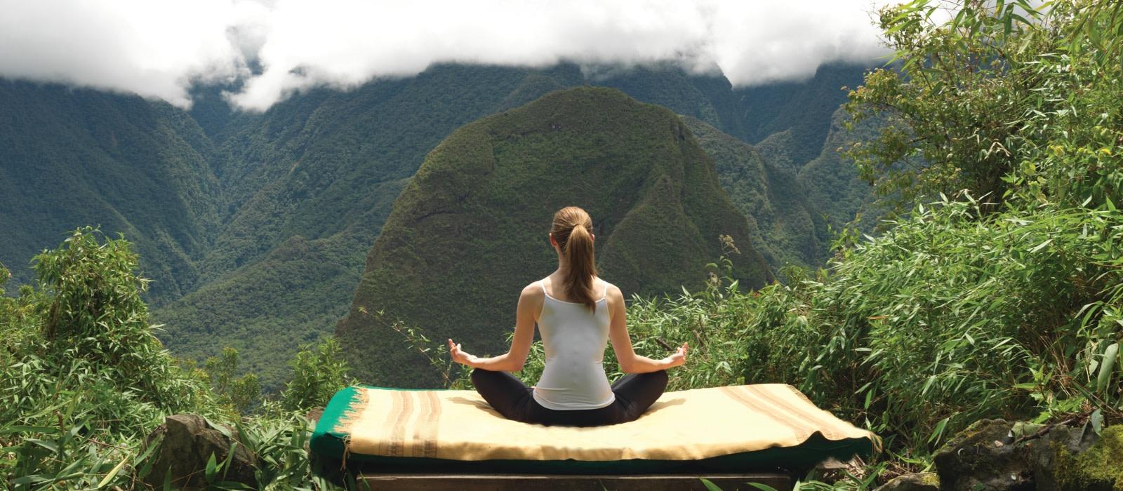 Hotel Belmond Sanctuary Lodge Peru