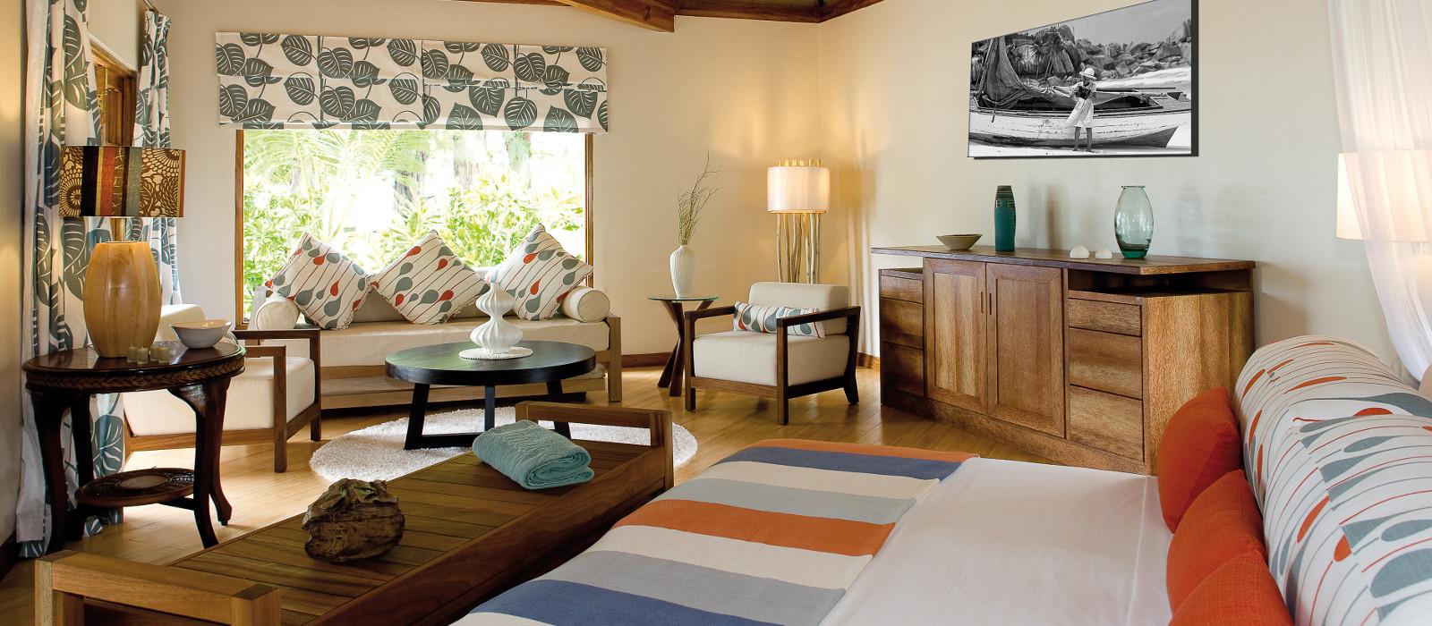 Hotel Denis Island Resort Seychellen