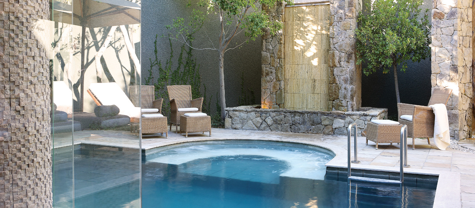 Hotel The Saxon , Villas & Spa Südafrika