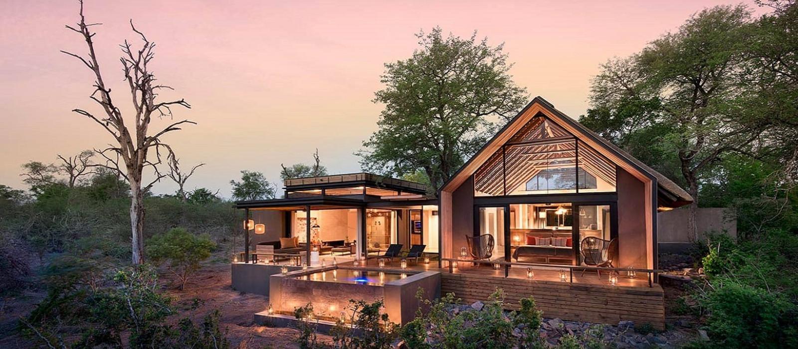 Hotel Lion Sands Ivory Lodge Südafrika