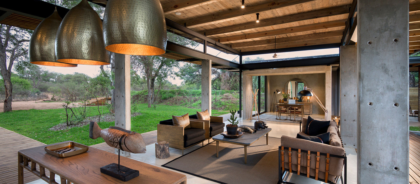 Hotel Lion Sands Ivory Lodge South Africa