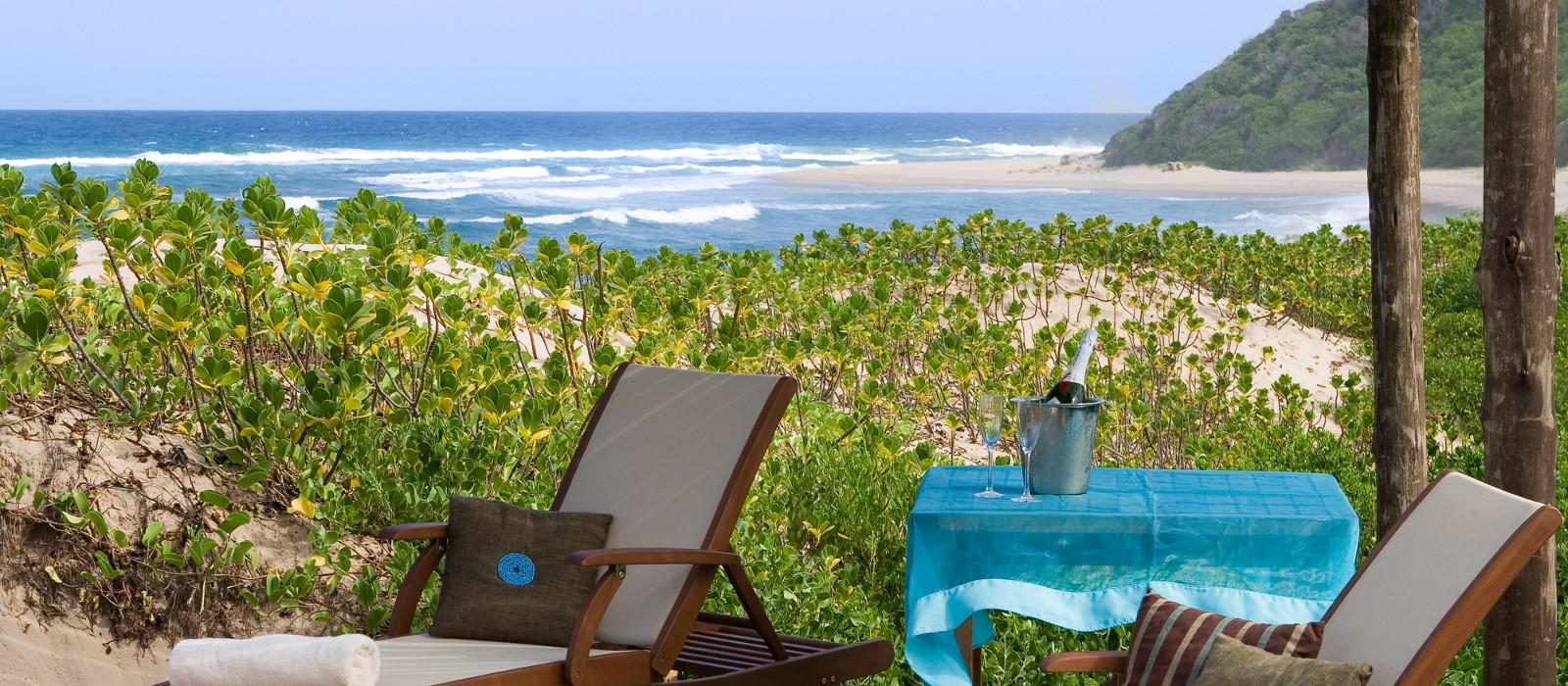Hotel Thonga Beach Lodge Südafrika