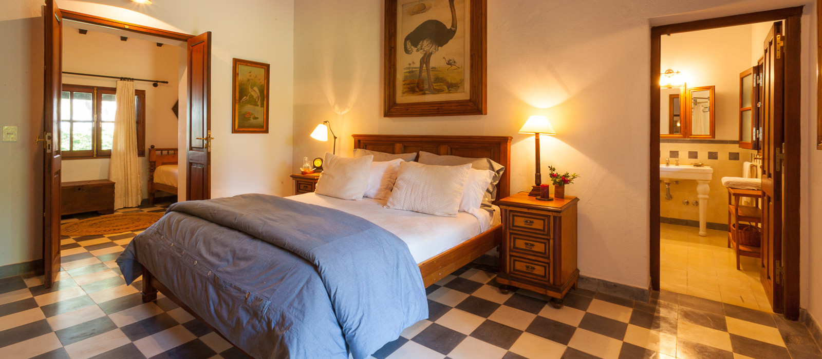 Hotel Estancia Rincón del Socorro Argentinien