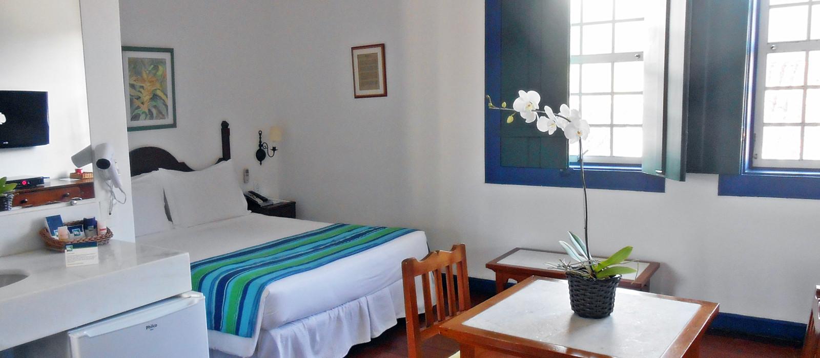 Hotel Porto Imperial Brazil