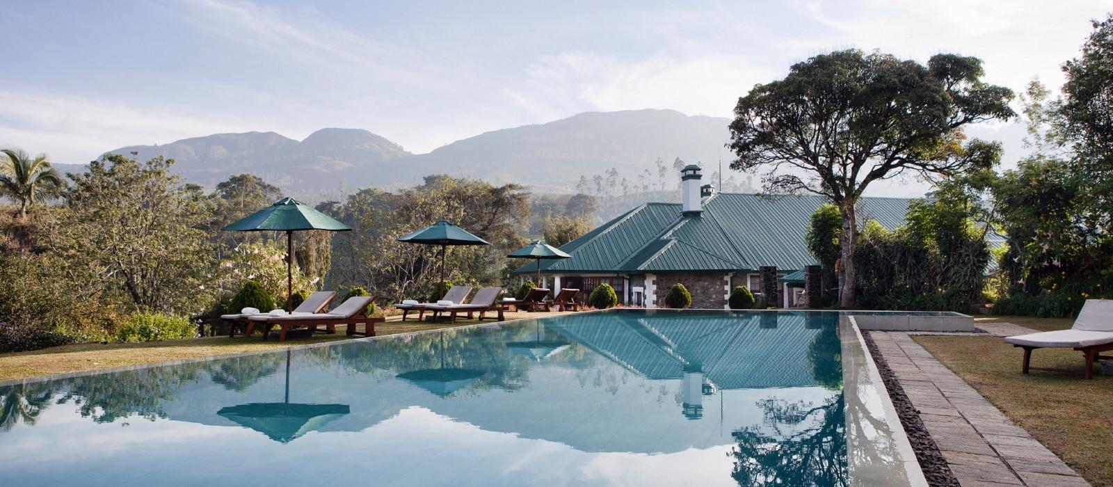 Hotel Tea Trails Bungalows Sri Lanka