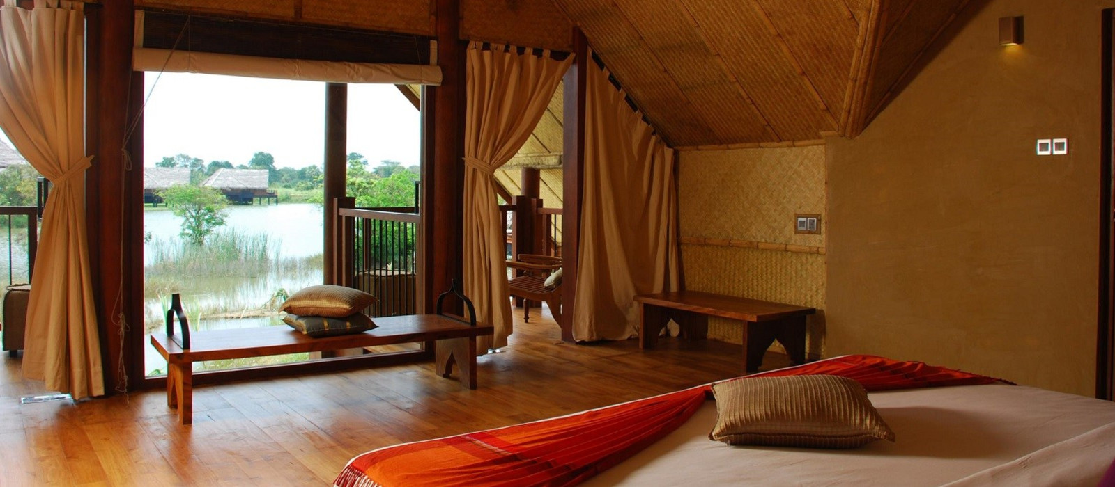 Hotel Vil Uyana Sri Lanka