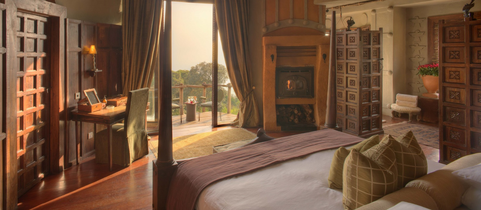 Hotel Ngorongoro Crater Lodge %region%