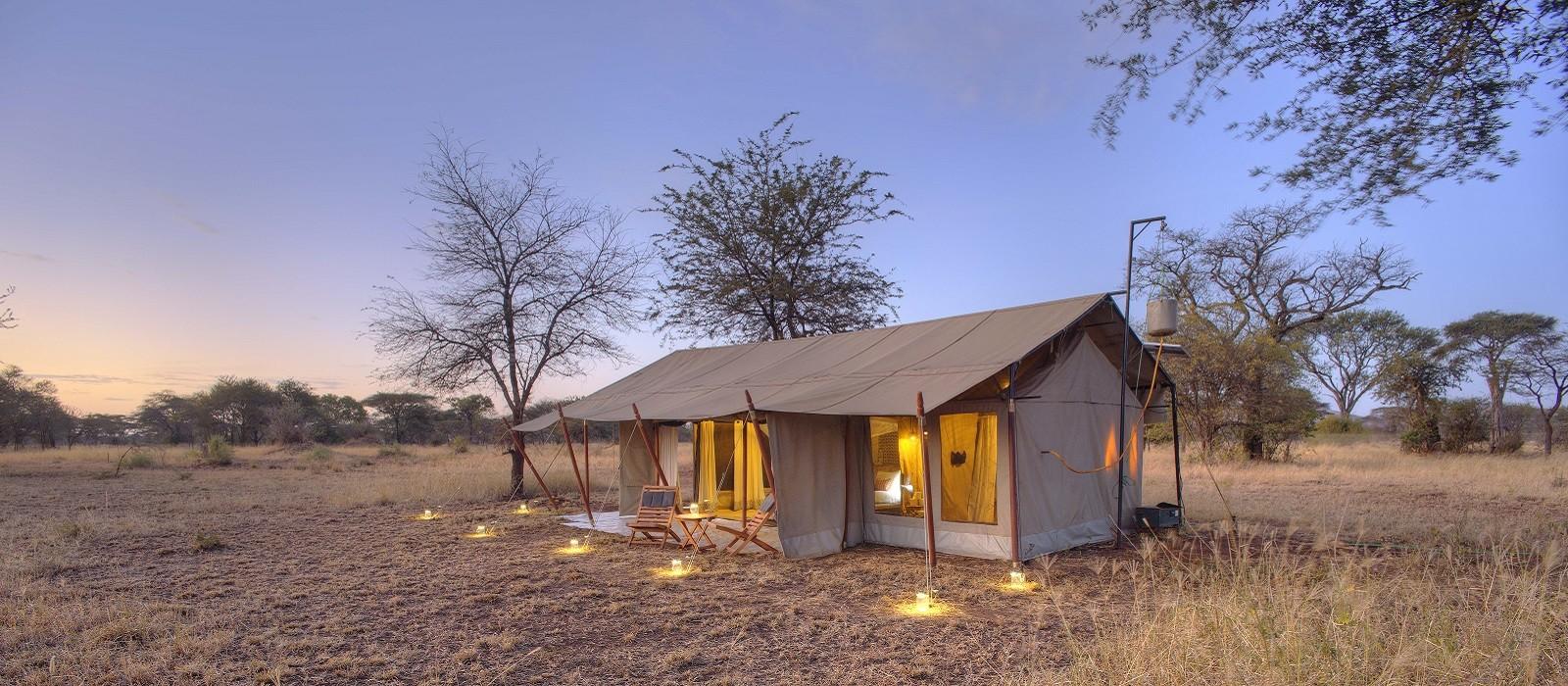 Hotel Ubuntu Camp N Tanzania