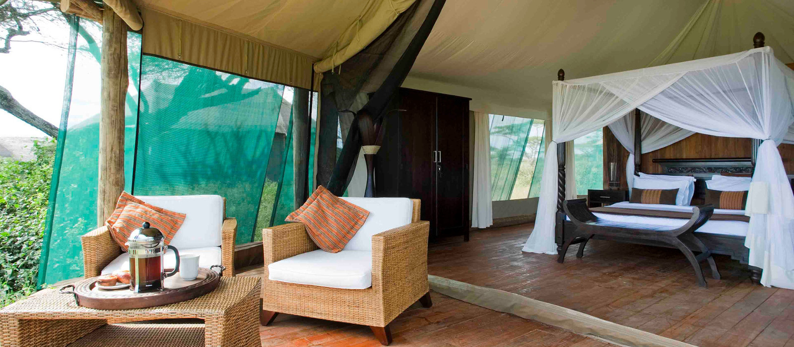 Hotel Lake Masek Tented Camp Tanzania