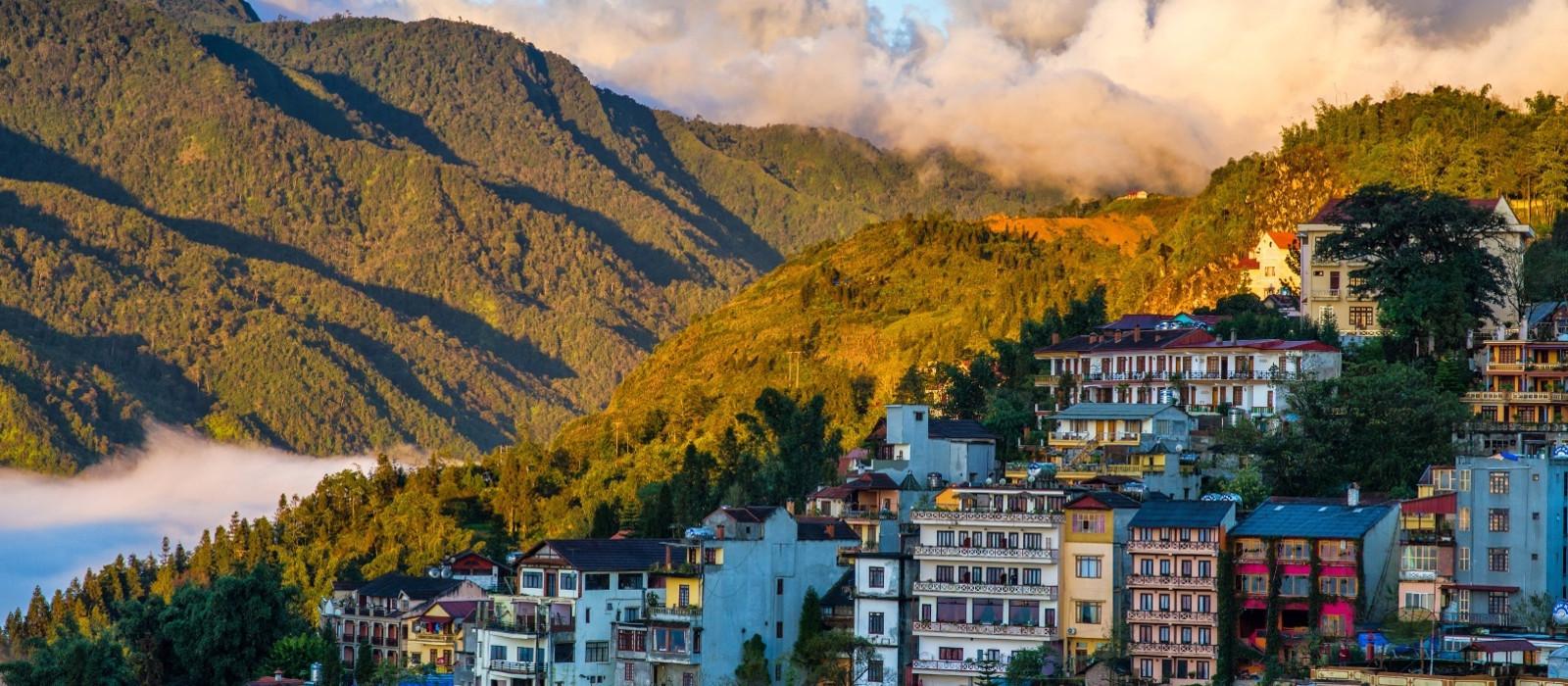 Reiseziel Sa Pa Vietnam