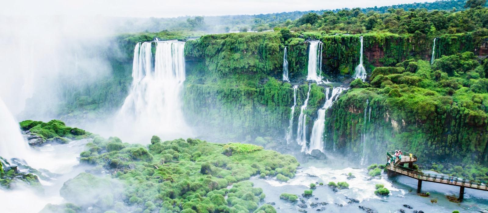 Brasilien Naturreise: Wasserfälle, Pantanal und Amazonas Urlaub 1