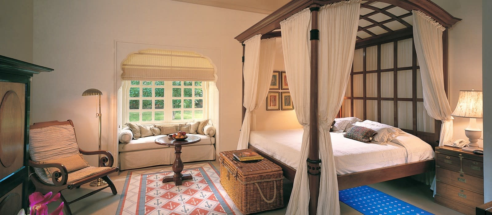 Hotel The Oberoi Rajvilas Nordindien