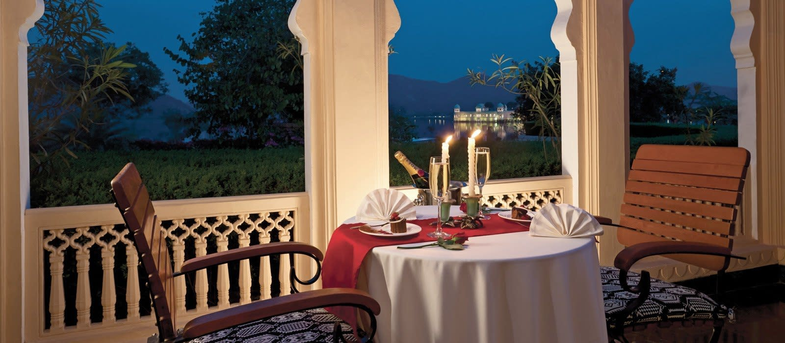 Hotel The Trident Jaipur North India