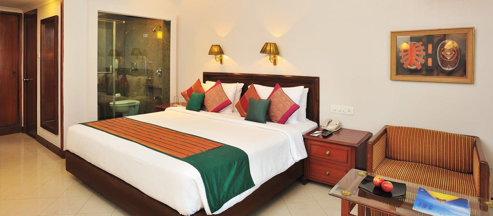 Hotel  Chandela Nordindien