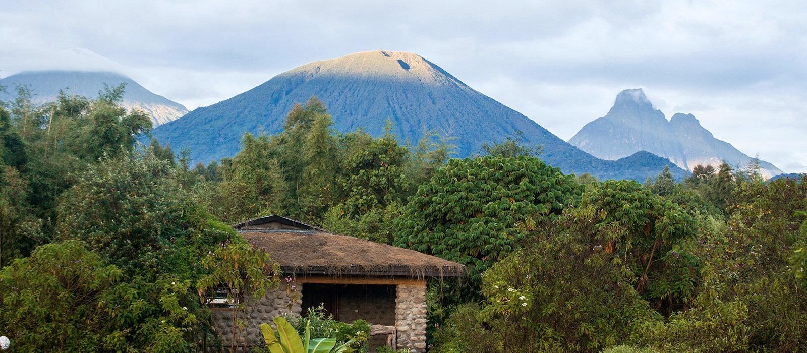 Hotel Mountain Gorilla View Ruanda