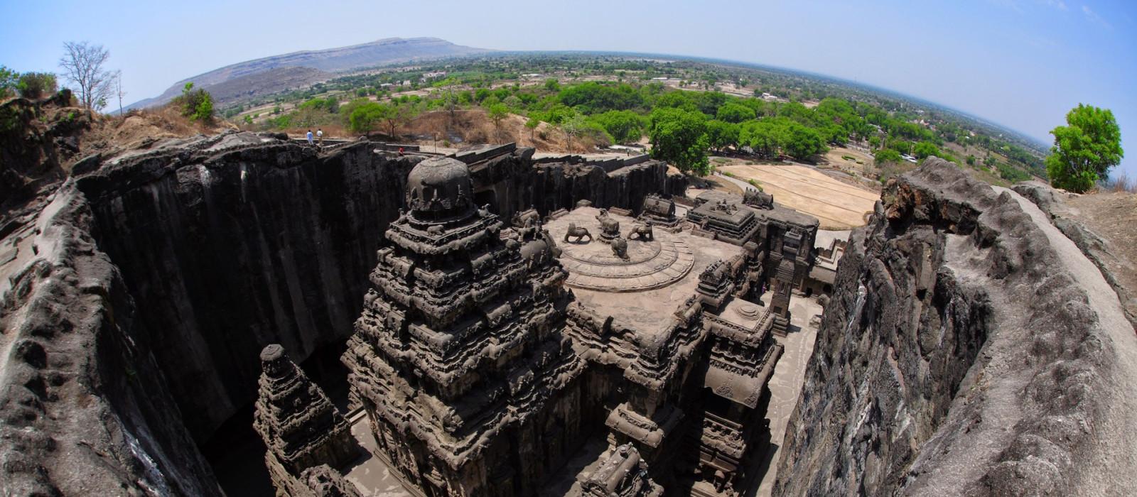 Reiseziel Aurangabad Zentral- & Westindien