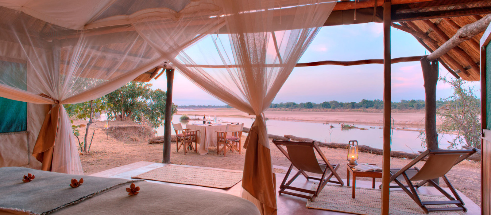 Hotel Kakuli Bush Camp Zambia