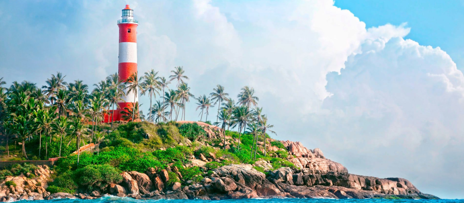 Reiseziel Trivandrum Südindien