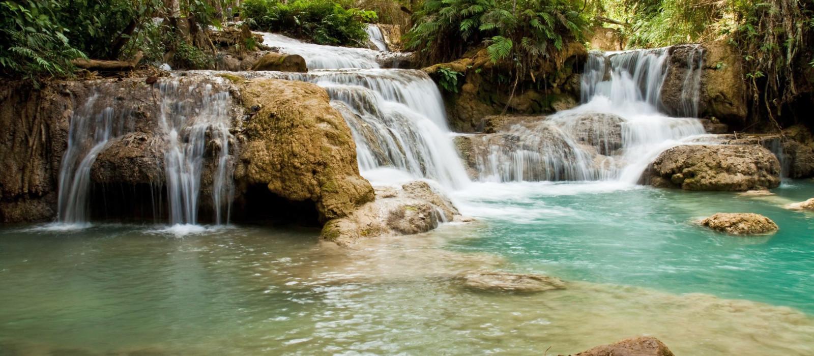 Verlieren Sie sich in der Schönheit von Laos Urlaub 1