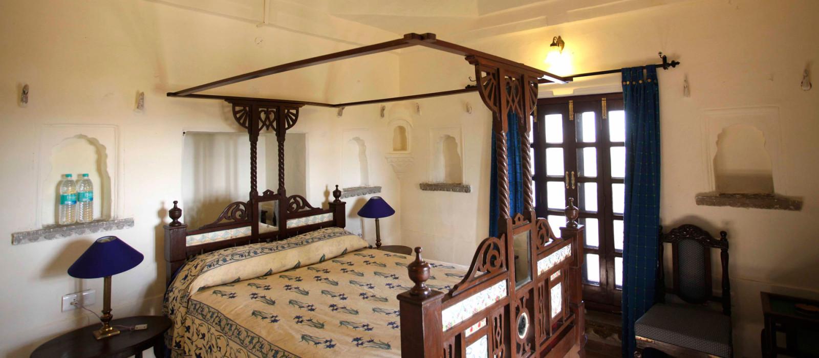 Hotel Bhainsrorgarh Fort North India