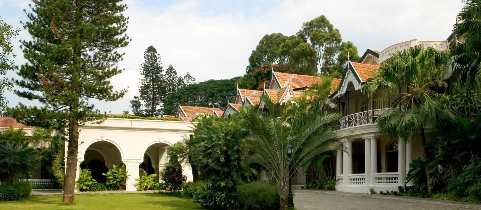 Hotel The Taj West End Südindien