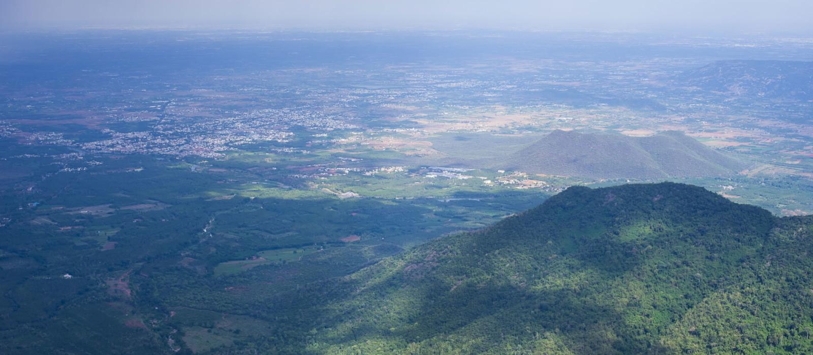 Reiseziel Coimbatore Südindien
