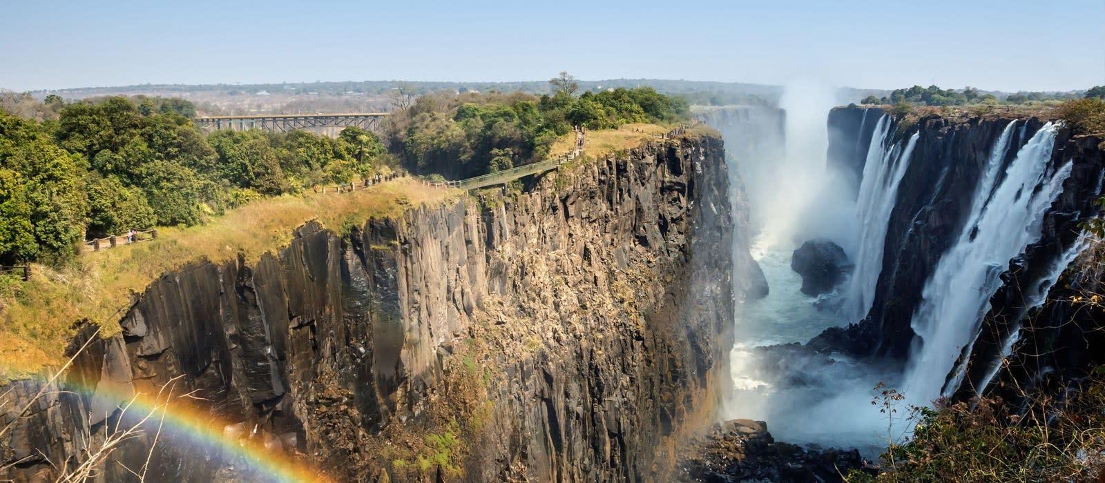 Afrika Rundreise: Höhepunkte des Südens Urlaub 1