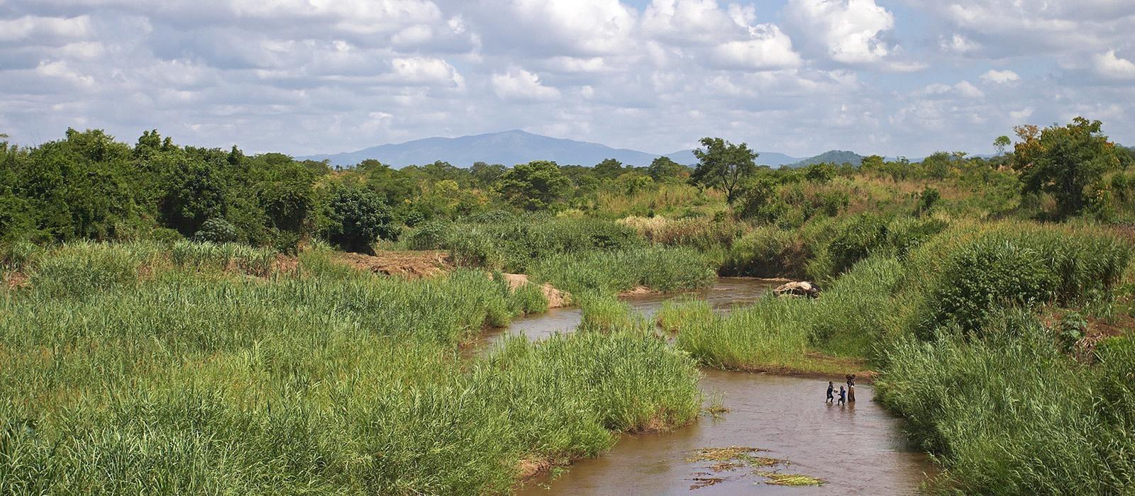 Reiseziel Liwonde Nationalpark Malawi