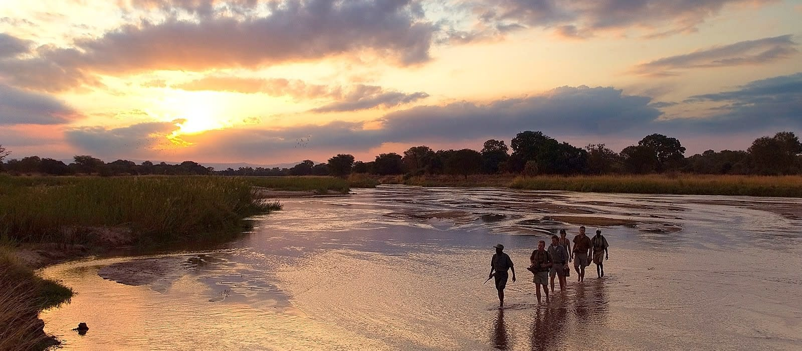 Reiseziel Majete Wildschutzgebiet Malawi