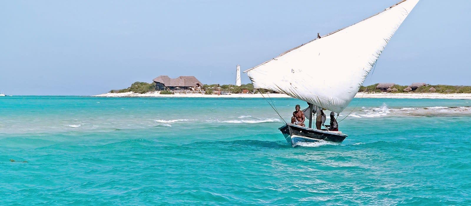 Reiseziel Quirimbas Archipel Mosambik