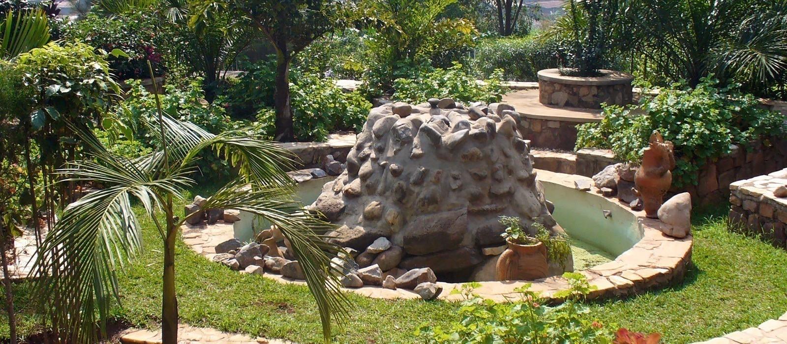 Reiseziel Kigali Ruanda